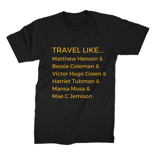 Travel Like... Shirt (Kings)