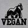 Vegan Gorilla Men's T-Shirt