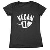 Vegan Af Women's Relaxed Fit Tri-Blend T-Shirt