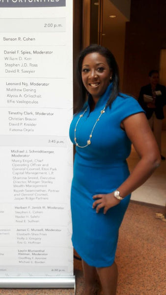 Shamina Sneed: In House Lawyer in Asset Management and Investment Products