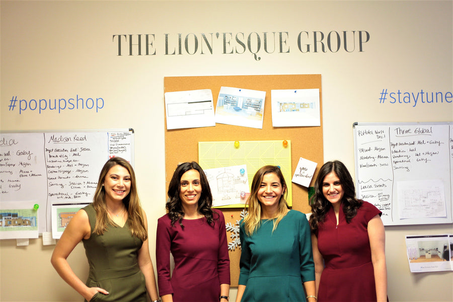 The Girl Bosses of Lion'Esque