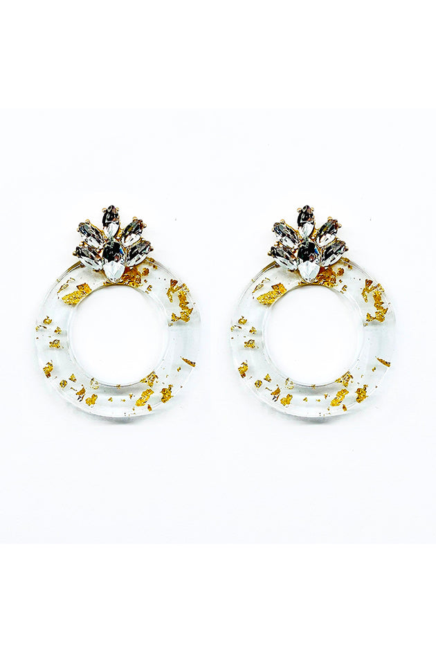 Dallas Earring - Gold