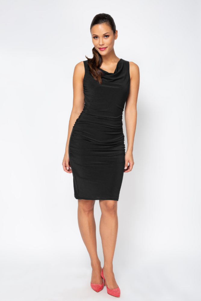 Dolce Knit Dress - Black