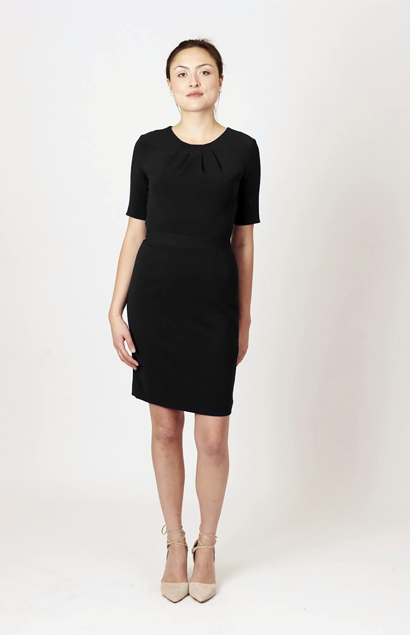 Georgina Dress - Black