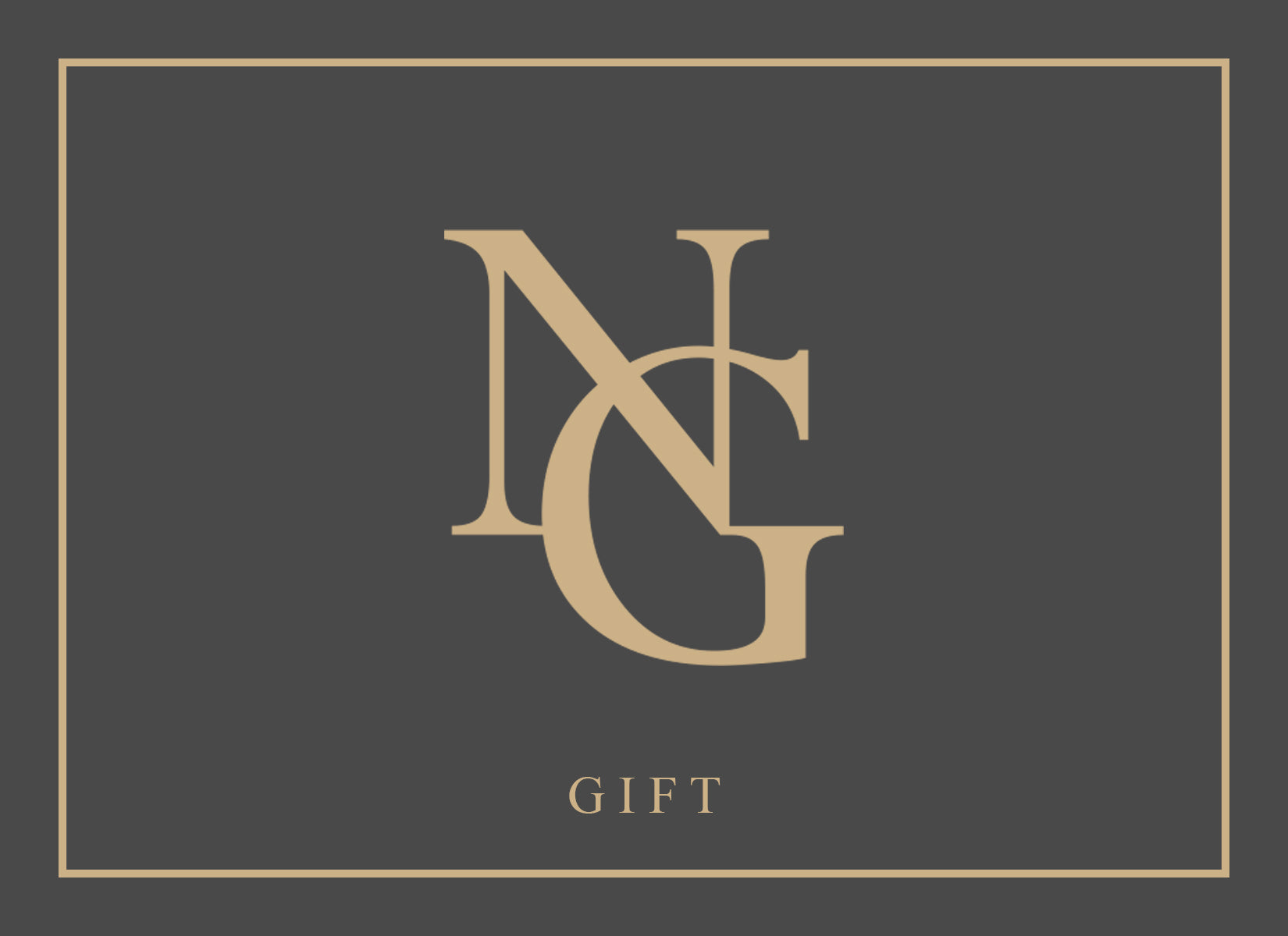 NORA GARDNER GIFT CARD WORKWEAR NYC
