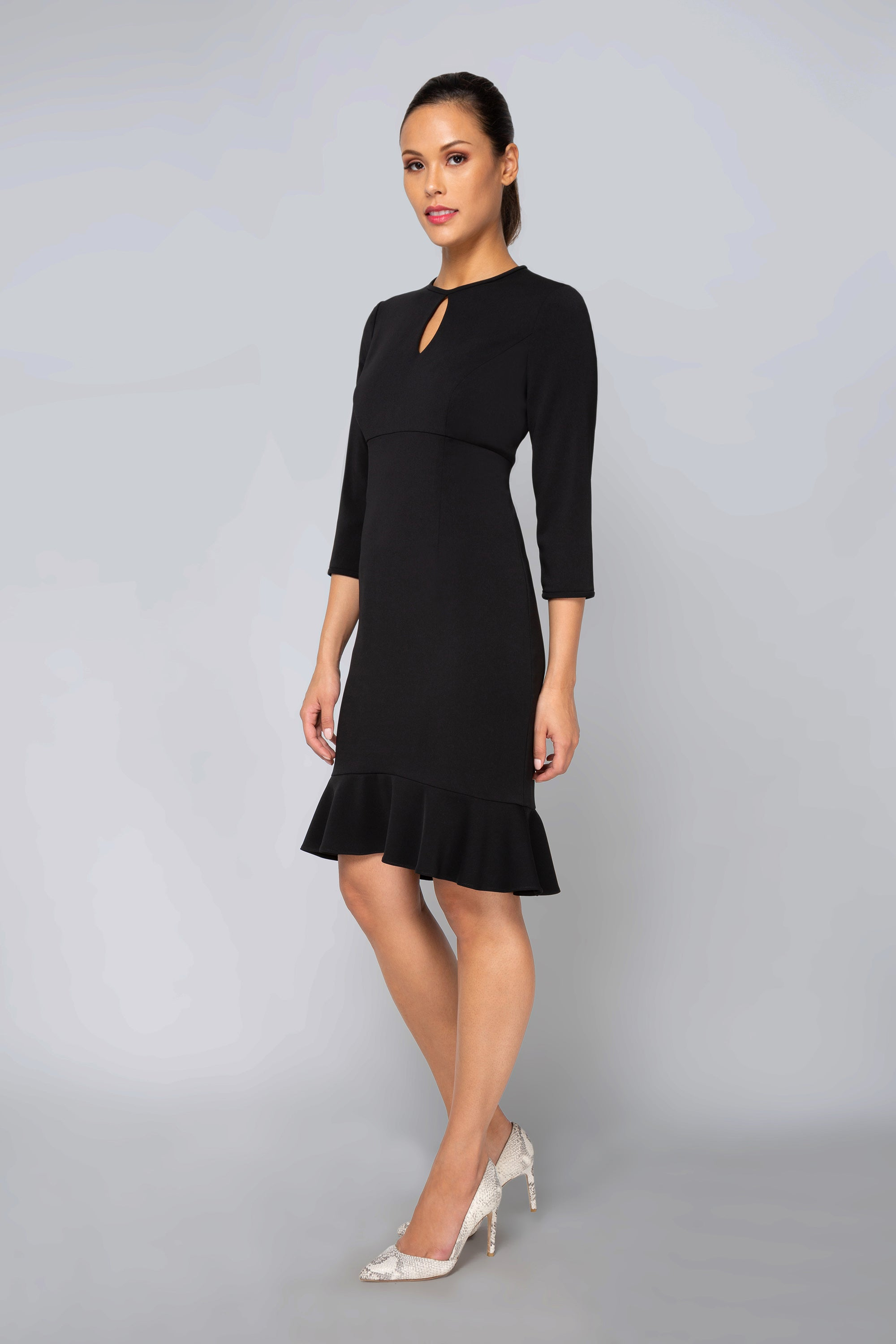 Giselle Dress - Black
