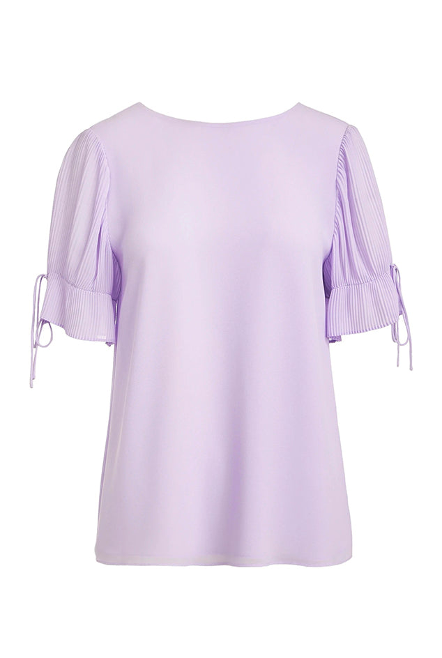 Valentina Top - Purple Heather