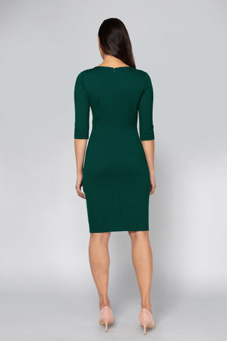 Lydia Dress - Mallard Green Pre-order