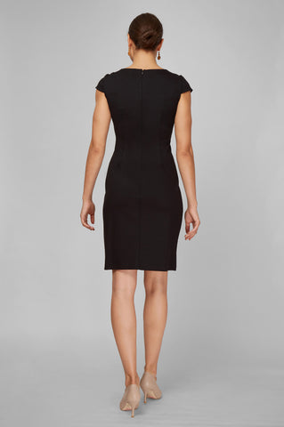 Women's Verana Dress in Black | Nora Gardner