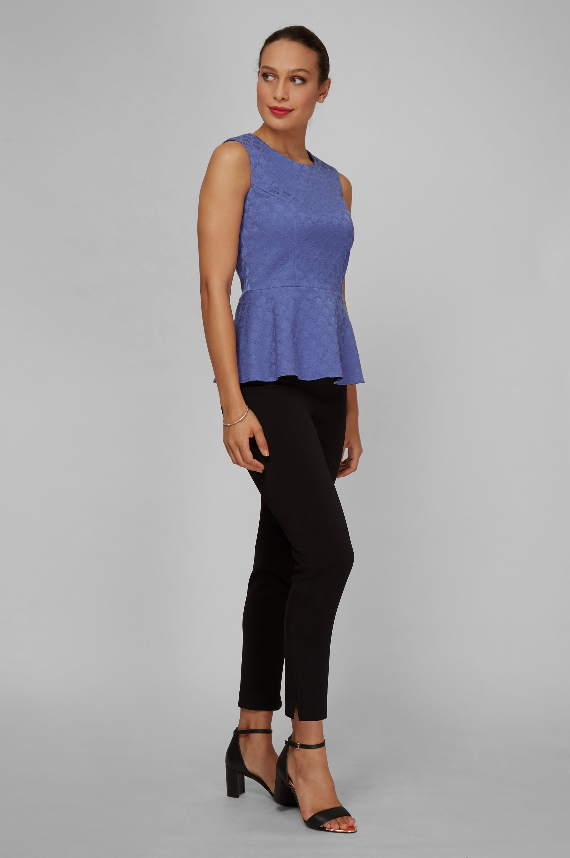 Kelly Top - Periwinkle