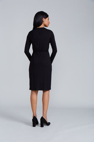 Women's Zahara Dress in Black | Nora Gardner