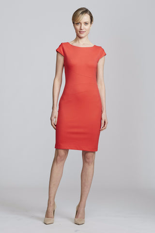 Verana Dress - Poppy