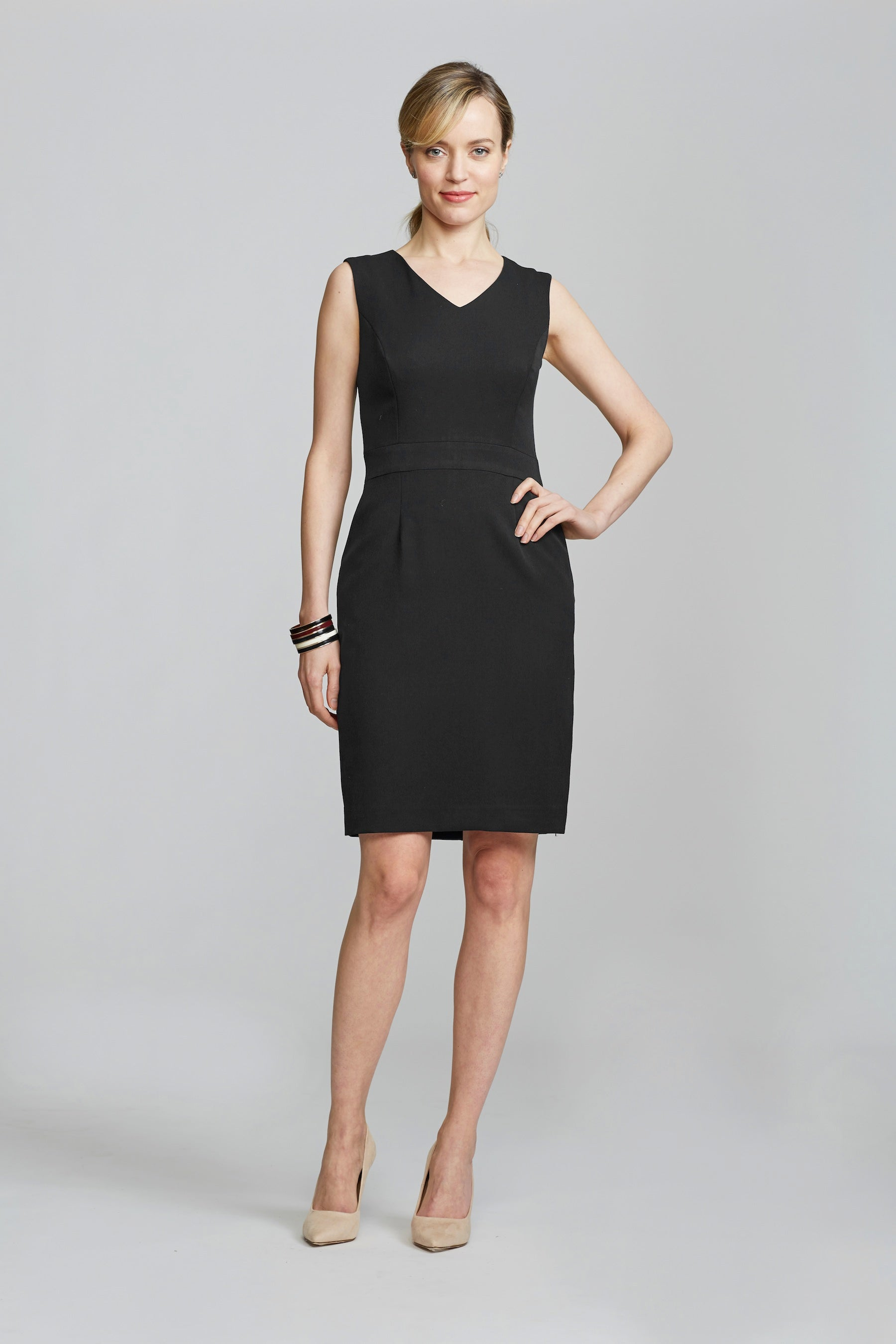 Alyssa Dress - Black