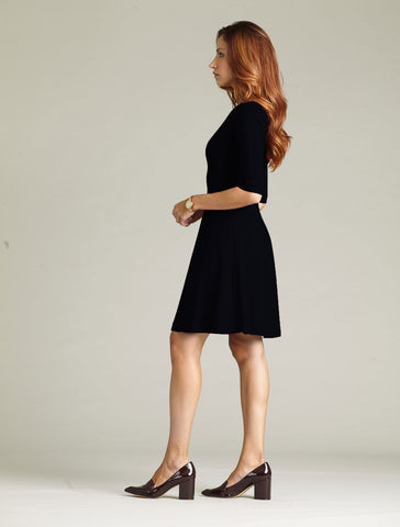 Lizette Dress - Black