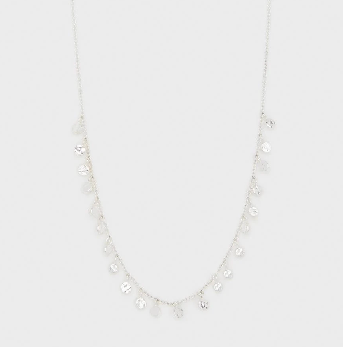 Chloe Mini Necklace - Silver 161-105