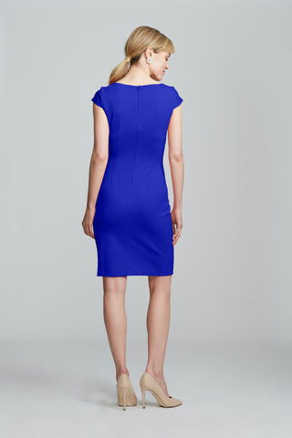 Women's Verana Dress in Royal Blue | Nora Gardner