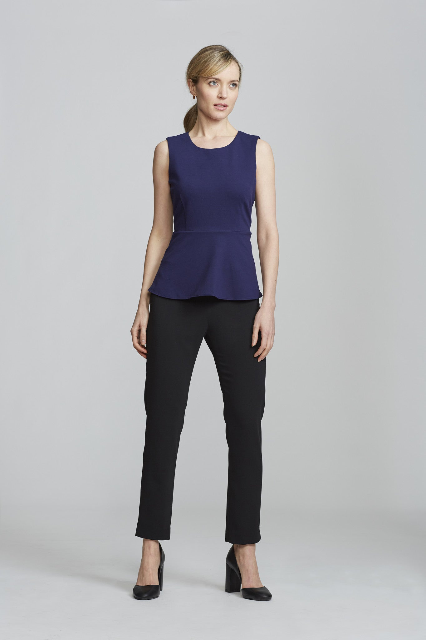 Kelly Top - Navy