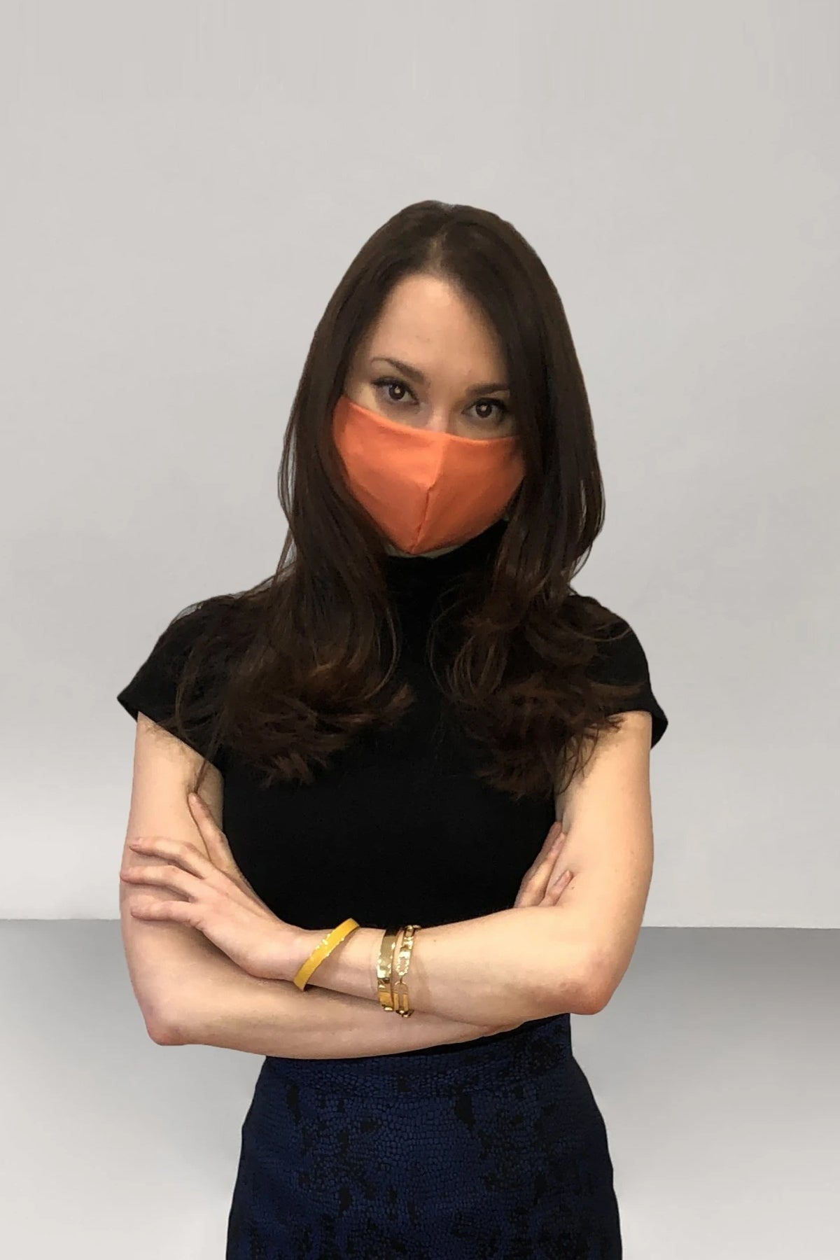 Face Mask - Orange
