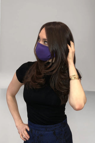 Face Mask - Purple