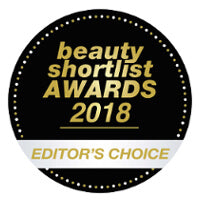 Editor's Choice at Beauty Shortlist Awards