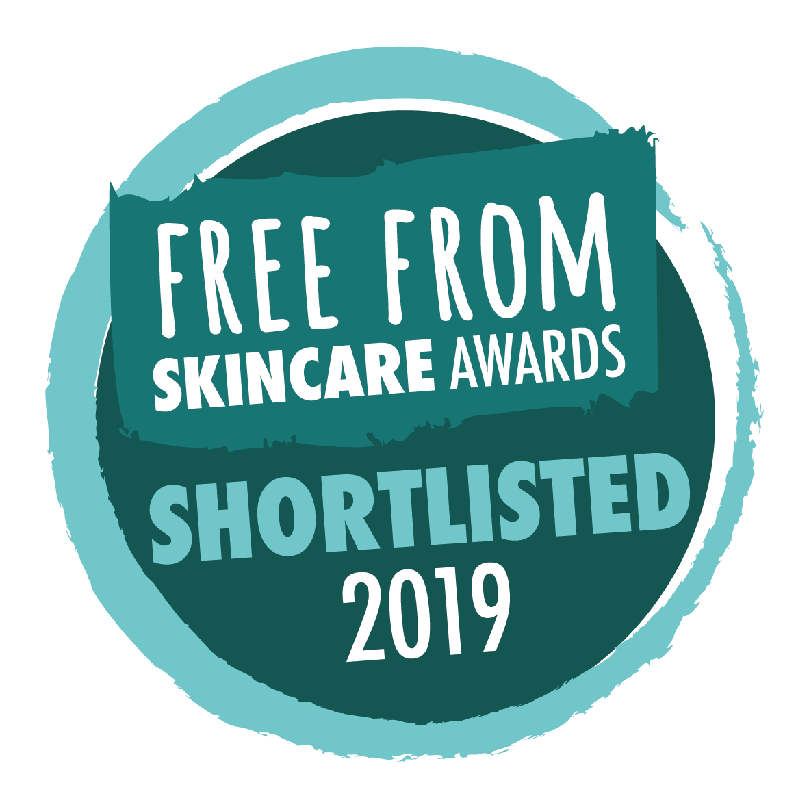 Free From Skincare Awards 2019 shortlisted