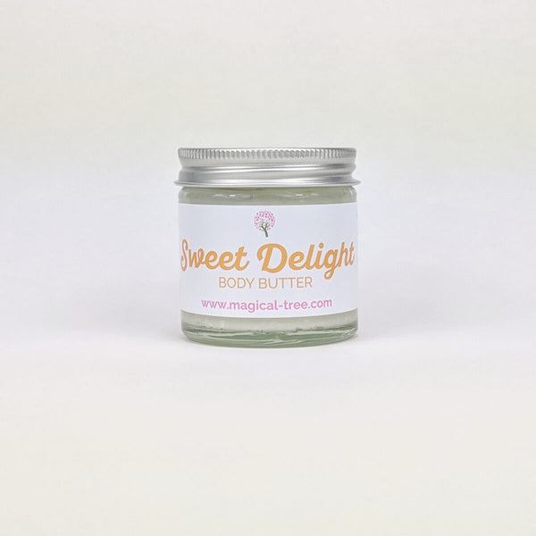 Sweet Delight body butter 60ml orange and grapefruit | Magical Tree