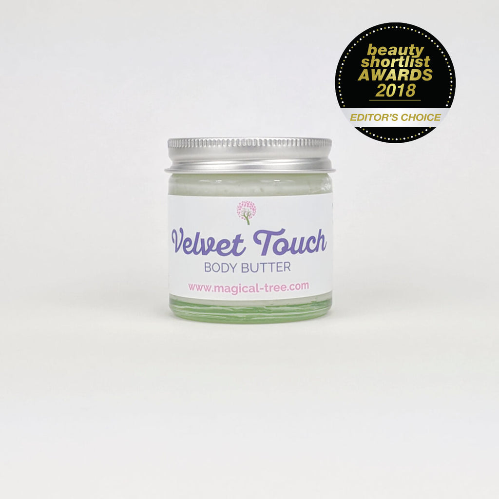 Velvet Touch Body Butter for hands, elbows and heels