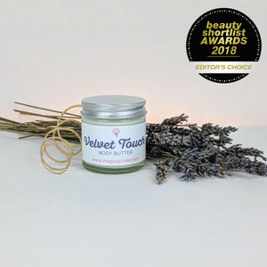 Velvet Touch body butter 60ml lavender | Magical Tree