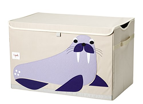 Walrus 3 Sprouts Toy Chest