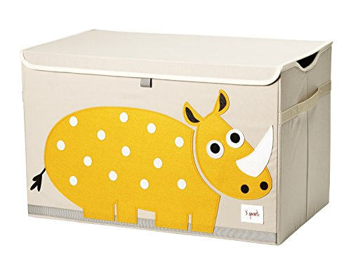 Rhino 3 Sprouts Toy Chest - Color Home Happy - Accessories for a happy modern home