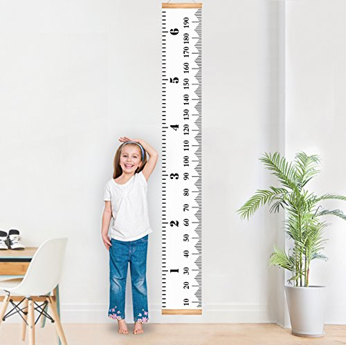Shop Baby Growth Chart Ruler -  Accessories For A Happy Trendy Modern Home at Low Prices  Color Home Happy - Accessories for a happy modern home