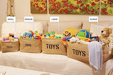 Shop Toys Jute Storage Basket -  Accessories For A Happy Trendy Modern Home at Low Prices  Color Home Happy - Accessories for a happy modern home
