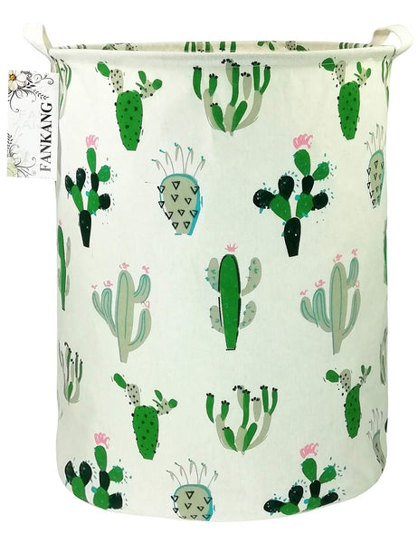 Shop Cacti Storage Bin -  Accessories For A Happy Trendy Modern Home at Low Prices  Color Home Happy