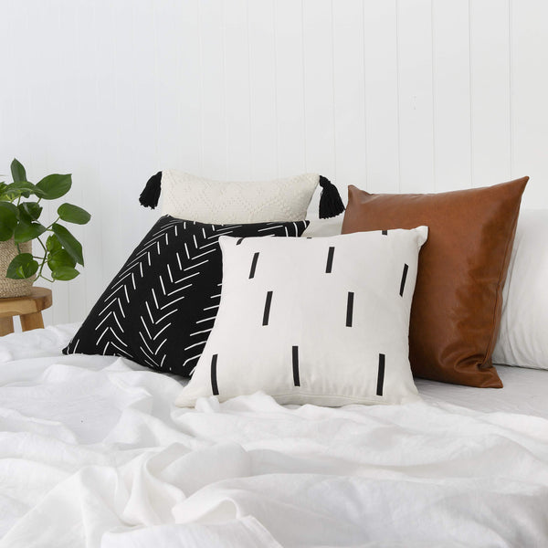 "Shop Throw Pillow Covers and Cases, Set of 4, 18"" x 18"" - Modern, Boho, Decorative Cover Sets for Pillows - Couch, Bed, Home Decor - Variety Case Collection of Unique Bedding and Accessories -  Accessories For A Happy Trendy Modern Home at Low Prices  Color Home Happy"
