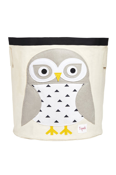 Shop 3 Sprouts Canvas Storage Bin -  Accessories For A Happy Trendy Modern Home at Low Prices  Color Home Happy - Accessories for a happy modern home