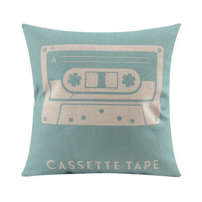 Shop Tape Throw Pillow Cover -  Accessories For A Happy Trendy Modern Home at Low Prices  Color Home Happy