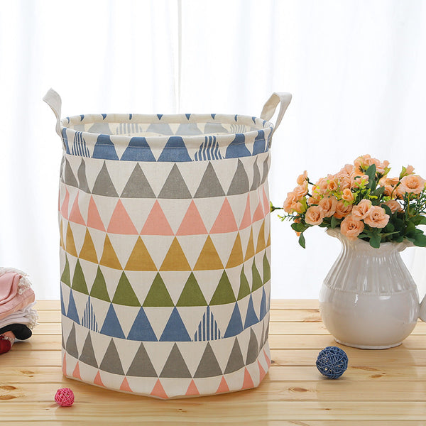 Shop Fabric Storage Bin -  Accessories For A Happy Trendy Modern Home at Low Prices  Color Home Happy
