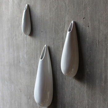 Ceramic Wall Vases
