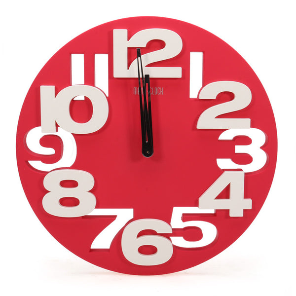 Shop Modern Wall Clock -  Accessories For A Happy Trendy Modern Home at Low Prices  Color Home Happy