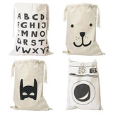 Shop Super Hero Storage Canvas Bag -  Accessories For A Happy Trendy Modern Home at Low Prices  Color Home Happy - Accessories for a happy modern home