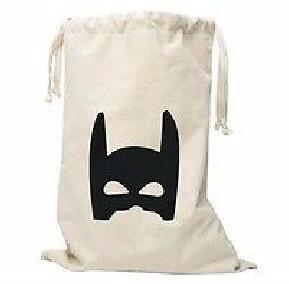 Shop Super Hero Storage Canvas Bag -  Accessories For A Happy Trendy Modern Home at Low Prices  Color Home Happy