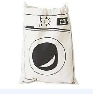 Shop Washing Machine Storage Canvas Bag -  Accessories For A Happy Trendy Modern Home at Low Prices  Color Home Happy - Accessories for a happy modern home