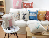 Shop Glasses Throw Pillow Cover -  Accessories For A Happy Trendy Modern Home at Low Prices  Color Home Happy