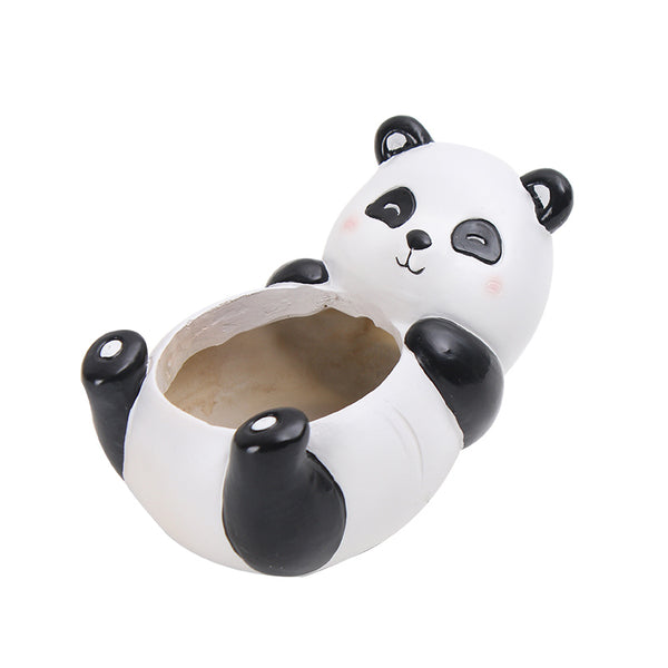 Shop Cute Panda Succulent Planter -  Accessories For A Happy Trendy Modern Home at Low Prices  Color Home Happy - Accessories for a happy modern home