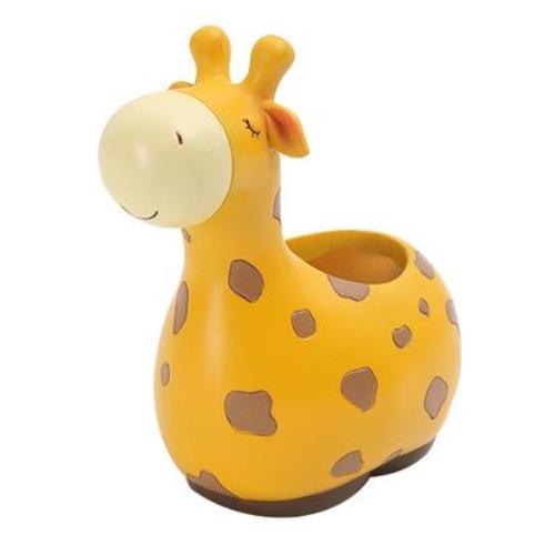 Shop Cute Giraffe Succulent Planter -  Accessories For A Happy Trendy Modern Home at Low Prices  Color Home Happy - Accessories for a happy modern home