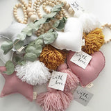 Wooden Beads Tassel - Color Home Happy - Accessories for a happy modern home