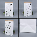 Shop Stars Paper Storage Bag -  Accessories For A Happy Trendy Modern Home at Low Prices  Color Home Happy