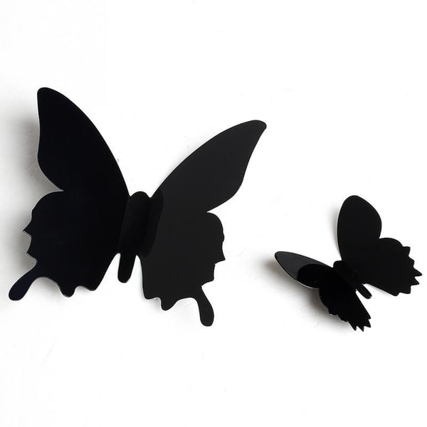 3D Butterly Wall Decals