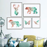 Shop Unframed Butterfly Canvas Print -  Accessories For A Happy Trendy Modern Home at Low Prices  Color Home Happy