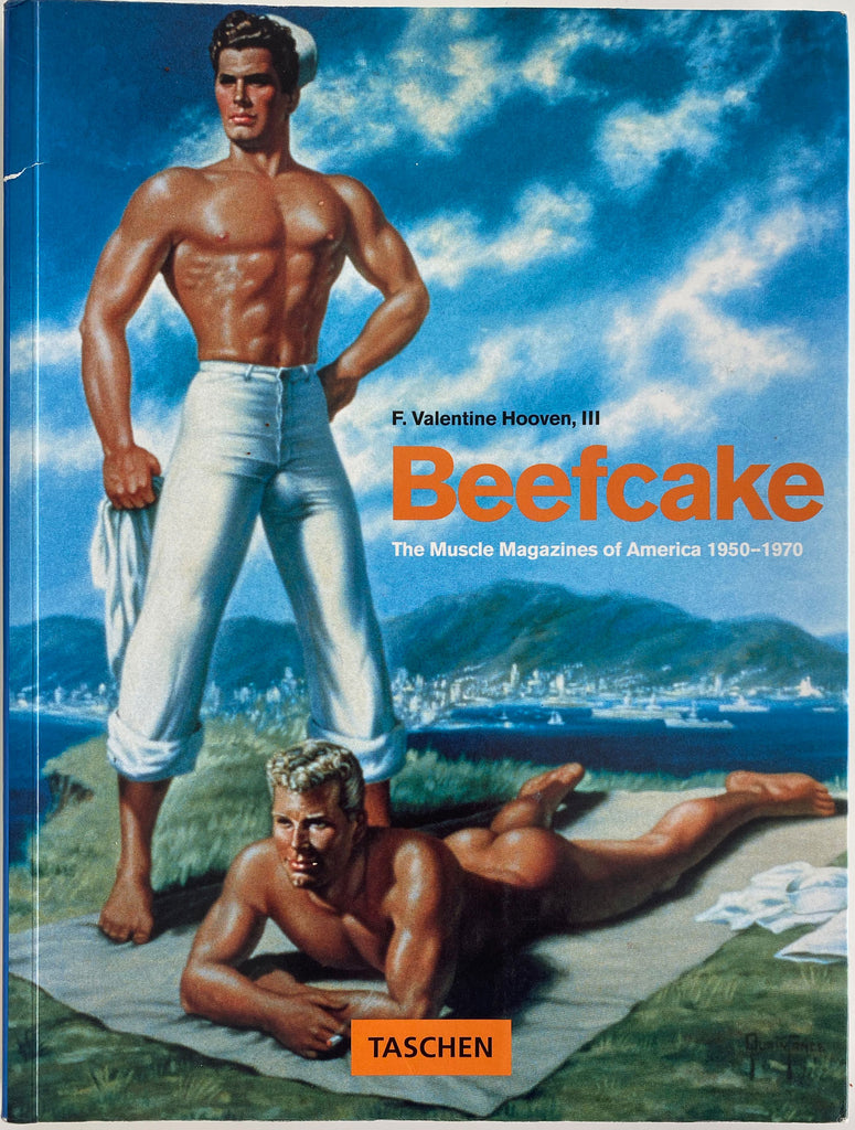 Beefcake: The Muscle Magazines of America 1950-1970